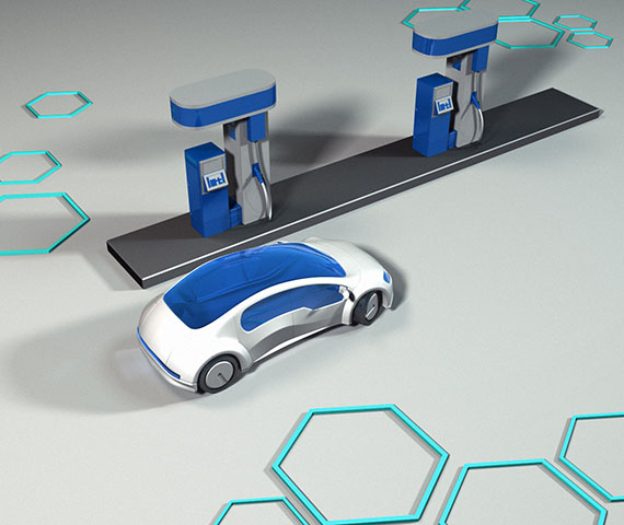 Hydrogen, our clean energy future